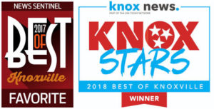 Best of Knoxville Logos